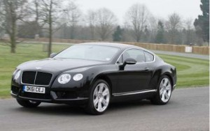 My Drive | Bentley Continental at Goodwood