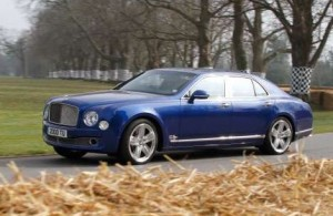 My Drive | Bentley Mulsanne at Goodwood