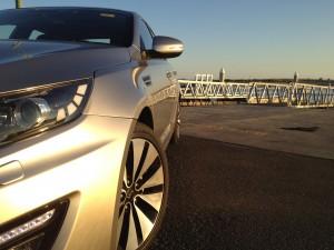 My Drive | KIA Optima Platinum