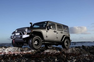 Chrysler Australia upgrades the Jeep Wrangler