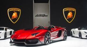 My Drive | Lamborghini Aventador J