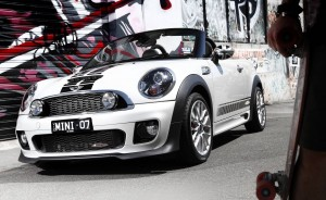 My Drive | MINI Roadster