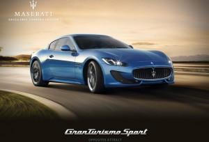 My Drive   Maserati GranTurismo Sport