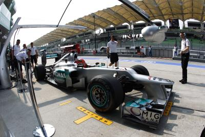 My Drive | Michael at Sepang 2012