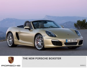 My Drive | The New Porsche Boxster At The Geneva Motor Show