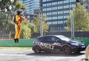 My Drive | Renault Sport 250 Vs Renault Jet Pack Man