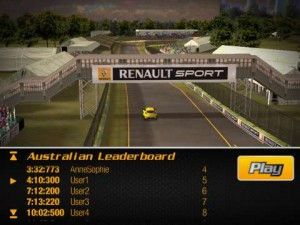 My Drive | Renault Australia Launches All-New R.S. Challenge Racing Game