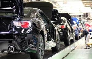 My Drive | Subaru BRZ Production Begins