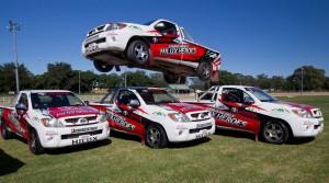Team Toyota V6 HiLux Heroes