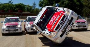 My Drive | Team Toyota V6 HiLux Heroes