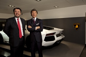 My Drive | Showroom Opening Lamborghini Paris Ouest – Eric Neubauer and Stephan Winkelmann