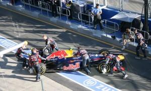 The Australian F1 Grand Prix - Albert Park, Melbourne, Australia