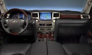 My Drive | Lexus LX570