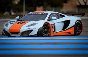 My Drive | McLaren MP4-12C GT3