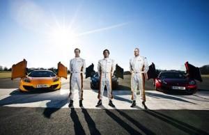 My Drive | McLaren MP4-12C Road Car Test Drivers