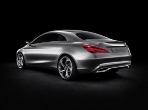 My Drive | Mercedes-Benz Concept Style Coupe