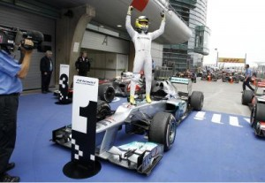 My Drive | Mercedes-Benz F1 Nico Rosberg