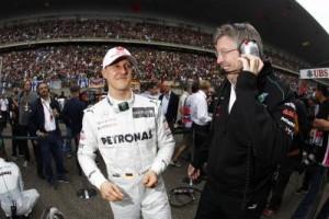 My Drive | Mercedes-Benz F1 Ross Brawn & Michael Schumacher