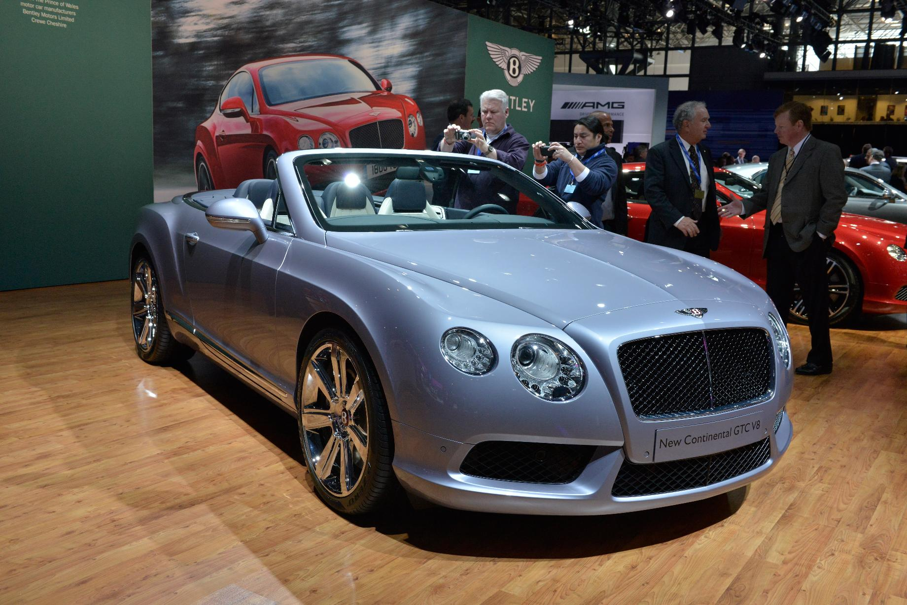 my drive | new york motorshow - bentley motors - mydrive media