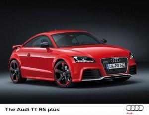 My Drive | Audi TT RS Plus