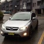 My Drive | Subaru XV At Thredbo Resort