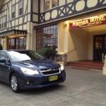 Subaru Impreza 2.0i-L CVT Road Trip