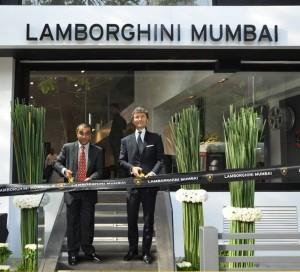 My Drive   Lamborghini Mumbai Opening