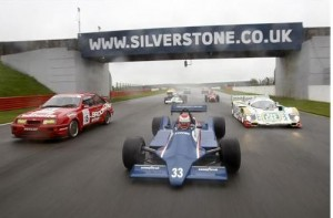 SILVERSTONE THE WORLD'S BIGGEST CLASSIC MOTOR RACING FESTIVAL