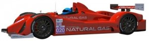 PATRICK RACING AND THE AMERICAN LE MANS PRESENTED NATURAL GAS POWER FOR 2013
