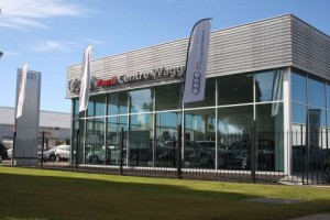 Brand new Audi Centre opens in Wagga