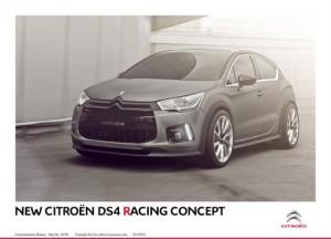 MyDrive | Citroen DS4 Racing Concept