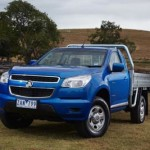 MyDrive | Holden Colorado