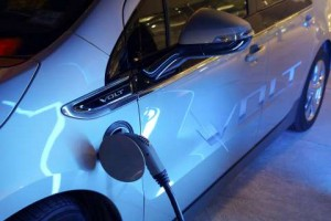 Holden Volt Joins Victorian Government Electric Vehicle Trial