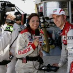 MyDrive | Marc Gene in for AUDI at LeMans