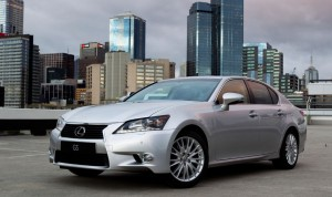 LEXUS GS' INNOVATIVE AIR CONDITIONING SYSTEM WINS INDUSTRY AWARD