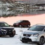 MyDrive | Lexus RX Range