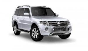 Mitsubishi Pajero ACTiV Returns