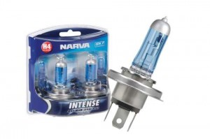 Narva 'Intense' – Technically Advanced Blue Colour Globes Setting New Standards