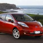 MyDrive | Nissan Leaf