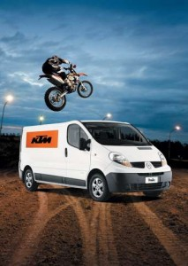 Win Your Weekend Wheels with Renault and KTM