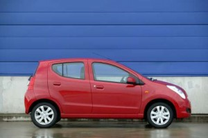 Budget Beating Suzuki Alto Salutes the Judges Again
