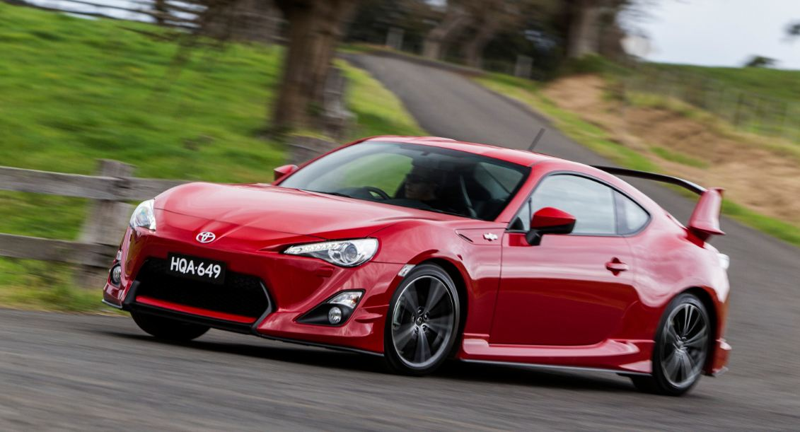 Toyota Offers Aero Kit For New 86 Gts Mydrive