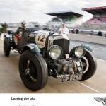 MyDrive | Bentley Motors At Le Mans Classic