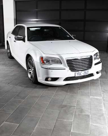 Chrysler 300c australia