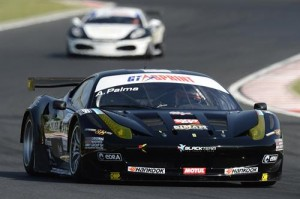 FERRARI SUCCESS IN GT SPRINT AT THE HUNGARORING