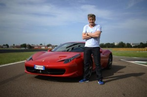 MyDrive | Ferrari - Gordon Ramsey
