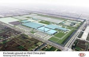 MyDrive | KIA Plant in China