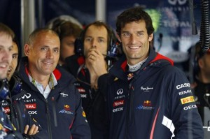MARK WEBBER AND RED BULL RACING POWER TO BRITISH GRAND PRIX