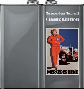 MyDrive | Mercedes-Benz Classic Oil