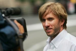Nick Heidfeld Porsche Mobil 1 Supercup as guest driver